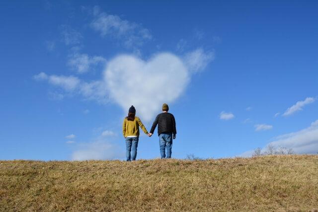 お見合い結婚後、空気と日々を過ごしています