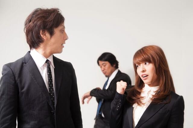 会社に行きたくない・・・転職先が悪口ばかりで最悪な空気