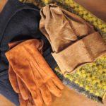 焼き芋ファッション?悩む秋服の選び方