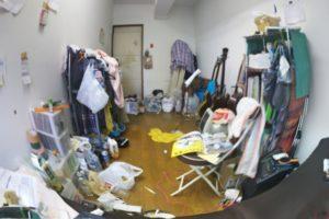 汚部屋認定・・・掃除のコツってあるの?